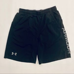 "Under Armour Men's HIIT 9"" Woven Shorts"